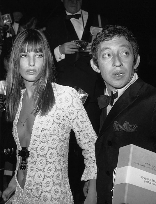 Concert de gala d'avril 1969 à Paris.
