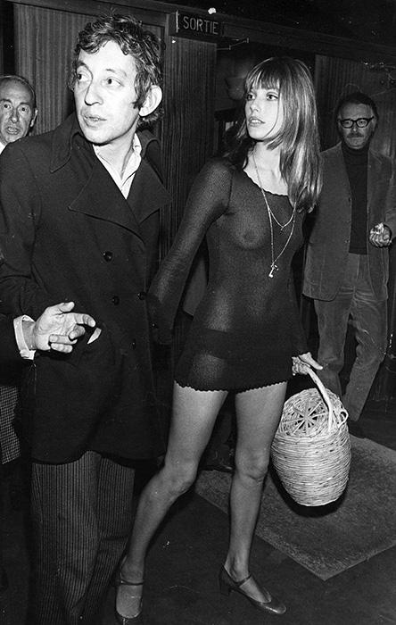 Couple en 1970
