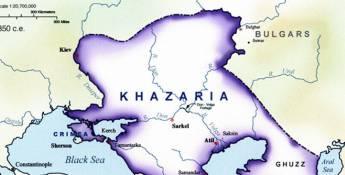 Les Juifs Khazars qui dirigent la politique étrangère américaine SONT le marais