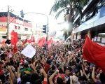 Les mouvements sociaux rendront hommage à Lula et honoreront également la mémoire de Mariele Franco.
