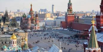 Fait: La capitale de la Russie a un bouclier de missiles nucléaires