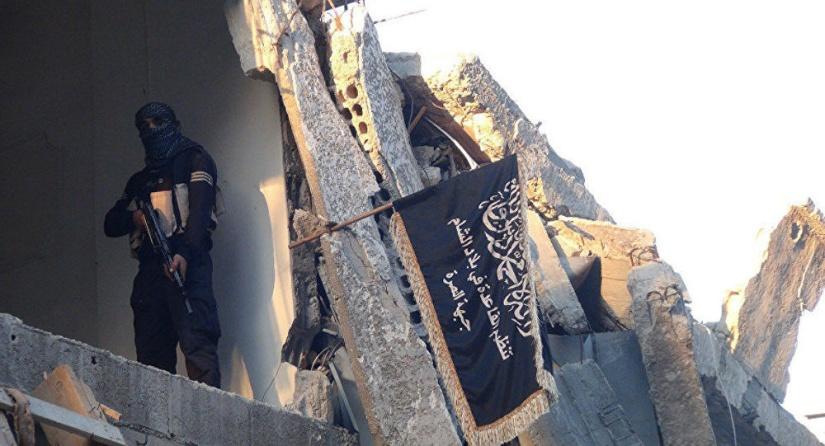 Al Nosra (c) Rami Al Sayed AFP