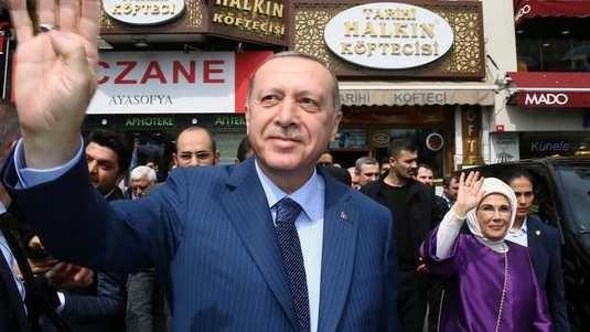 Palestine: Recep Tayyip Erdogan ne mâche pas ses mots