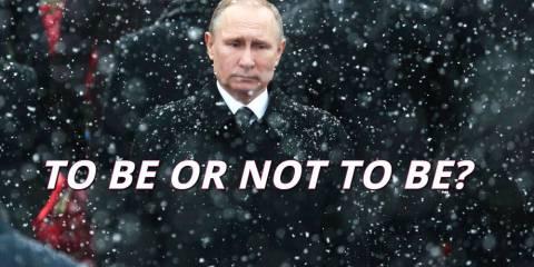 RUPTURE: Définir Moment pour Poutine: Tenir tête à l'Empire du Chaos US / Israël, ou plier?