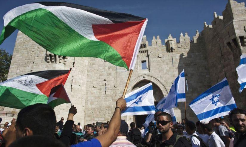 Comme l'axe Ouest et l'axe Russie / Chine verrouillent les cornes, Israël devra faire son choix