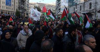 Les protestations contre la décision de Trump à Jérusalem deviennent mortelles