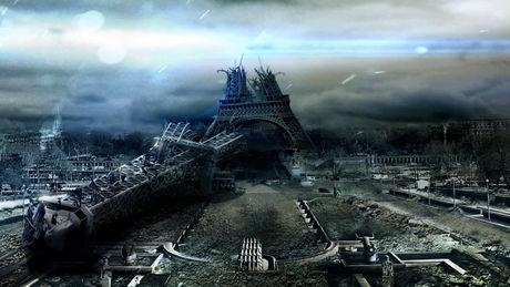 """Résultat de recherche d'images pour """"images peinture dessins de la fin du monde"""""""