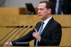 Medvedev: les 6 dernières années sont devenues pour la Russie un test de force