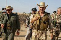 PKK Peshmerga combattants