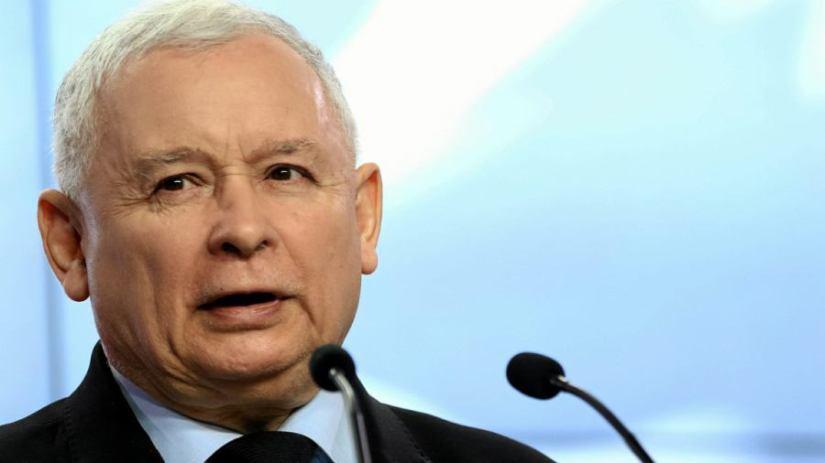 POLOGNE l_éminence grise Jarosław Kaczyński. kaczyc584ski-z21512571ierjaroslaw-kaczynski-pologne