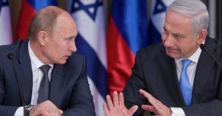 L'appel téléphonique de Poutine à Netanyahou met fin aux frappes israéliennes contre la Syrie