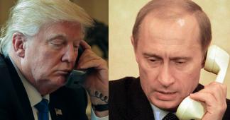 «Nous parlons fortement d'apporter la paix en Syrie»: Trump après un appel téléphonique d'une heure avec Poutine