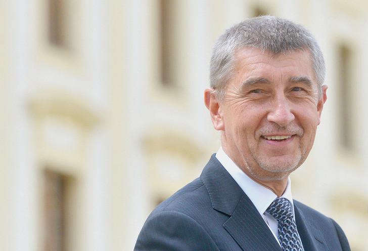 REPUBLIQUE TCHEQUE Premier ministre tchèque Babiš Andrej-Babis_0_728_496