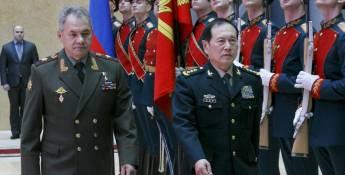 Le ministre chinois de la Défense à Moscou: «L'Amérique doit savoir à quel point les armées chinoise et russe sont proches»
