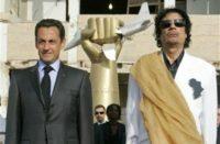 sarkozy gaddafi