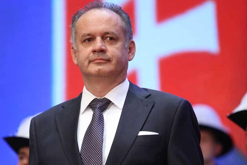 SLOVAQUIE Le président slovaque Andrej Kiska prezident-andrej-kiska-turcianske-teplice_turcania