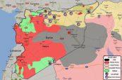 2626 - Ombres de feu sur la Syrie ... Daraa sur le point de s'embraser