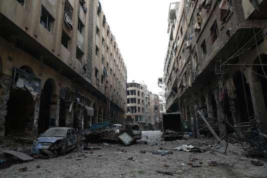 SYRIE la ville de Douma 2d72cf7_17288-1c73tk6