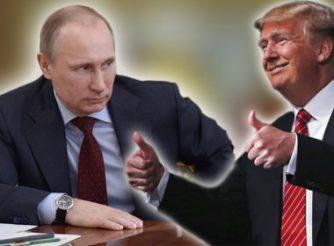 Trump Putin New Detente