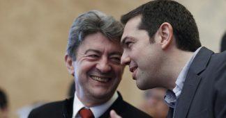 Le parti de Jean-Luc Mélenchon demande l'exclusion de Syriza du Parti de la gauche européenne