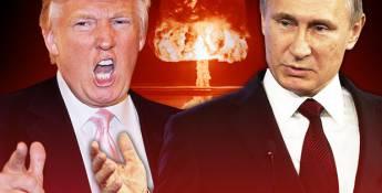 «Si vous voulez une course aux armements, nous pouvons le faire» - Trump contesté Poutine lors d'un appel téléphonique