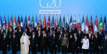 Les gants disparaissent: Poutine expose les liens financiers du G20 à ISIS