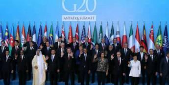 Poutine a découragé les financeurs du G20 de l'ISIS - mais pas un seul média occidental