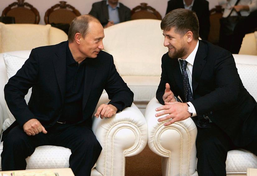 Kadyrov a demandé à la tête de la Fédération de Russie de construire un chemin de fer à grande vitesse à Grozny