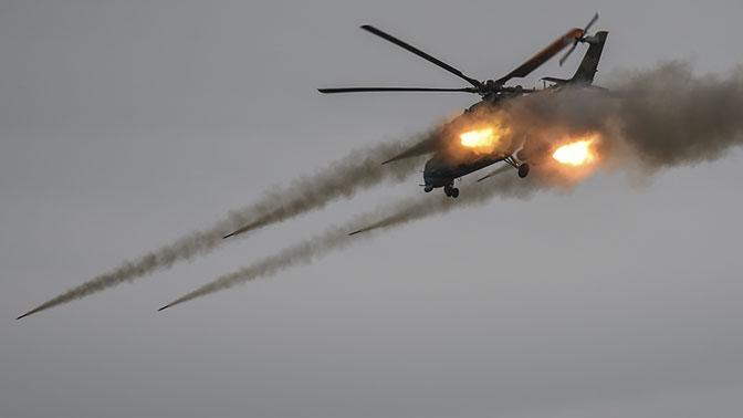 Dents du prédateur céleste: comment l'hélicoptère Mi-24 mis à jour renforcera VCS russe