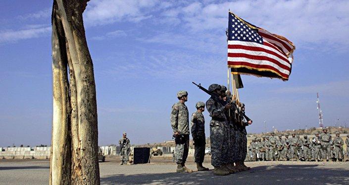 Militaires US en Irak