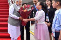 Inde en Chine