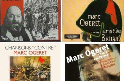 Mort de Marc Ogeret