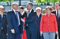 Sommet de l'OTAN en Belgique